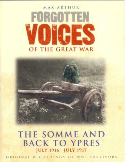 Forgotten Voices of the Great War (kazetta)-0