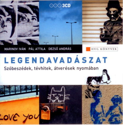 Legendavadászat (audio CD)-0