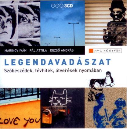 Legendavadászat (audio CD)-0