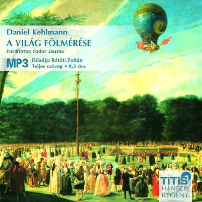 A világ fölmérése (MP3 CD)-0