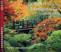 Babérligetkönyv - második rész (audio CD)-0