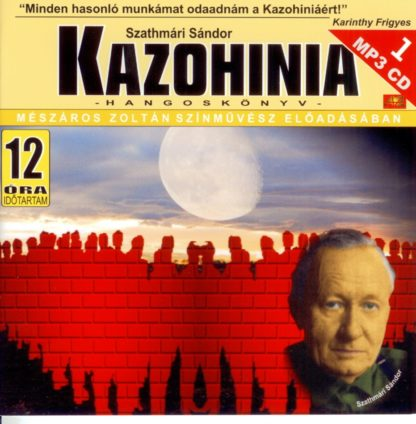 Kazohinia (MP3 CD)-0