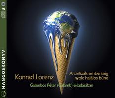 A civilizált emberiség nyolc halálos bűne (audio CD)-0