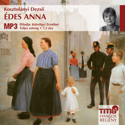 Édes Anna (MP3 CD)-0
