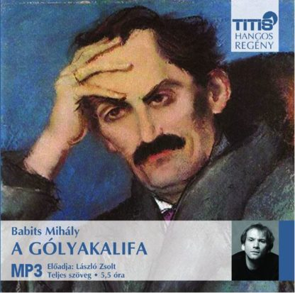 A gólyakalifa (MP3 CD)-0