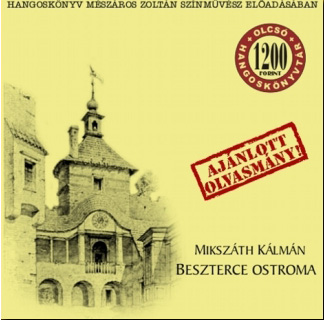 Beszterce ostroma (MP3 CD)-0