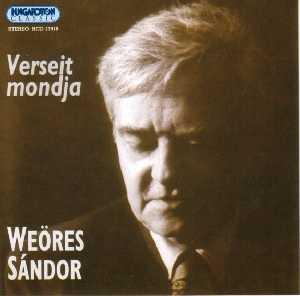 Verseit mondja Weöres Sándor (audio CD)-0