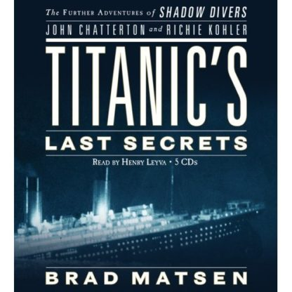 Titanic's Last Secrets (audio CD)-0