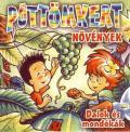 Pöttömkert - Növények (audio CD)-734