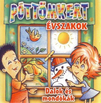 Pöttömkert - Évszakok (audio CD)-0