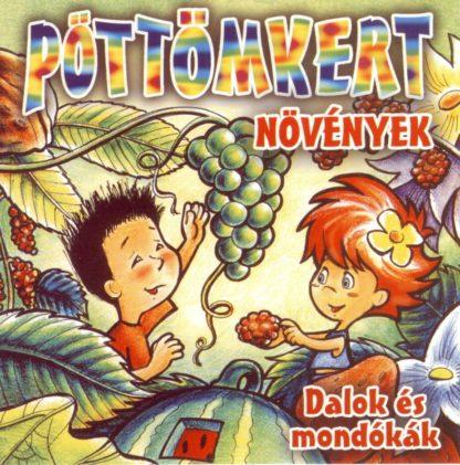 Pöttömkert - Növények (audio CD)-0