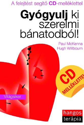 Gyógyulj ki szerelmi bánatodból! (könyv + CD)-0