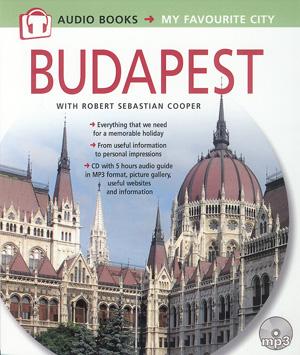 Budapest - Audiobook (könyv + CD)-0