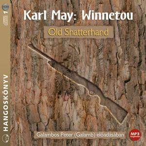 Winnetou 1. rész - Old Shatterhand (MP3 CD)-0
