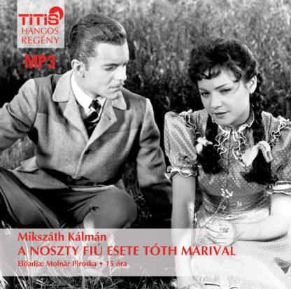 A Noszty fiú esete Tóth Marival (MP3 CD)-0