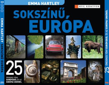 Sokszínű Európa (MP3 CD)-0