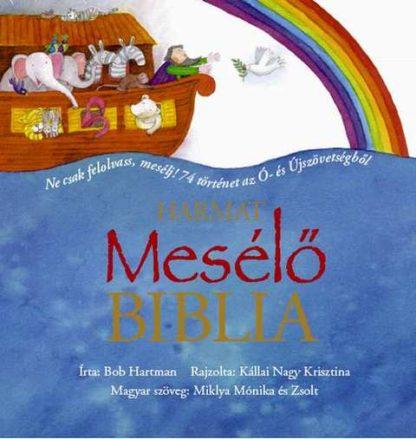Mesélő Biblia (MP3 CD)-0