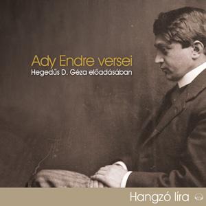 Ady Endre versei (audio CD)-0