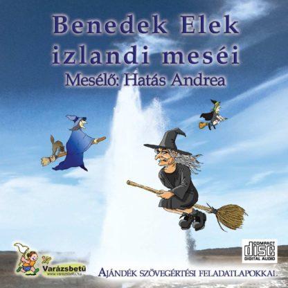 Benedek Elek izlandi meséi (audio CD)-0