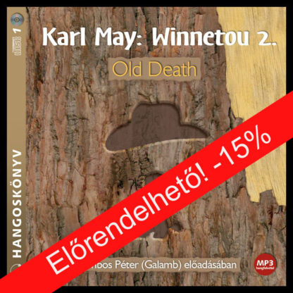 Winnetou 2. Old Death (MP3 CD)-1829