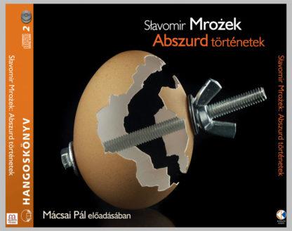Mrozek: Abszurod történetek hangoskönyv