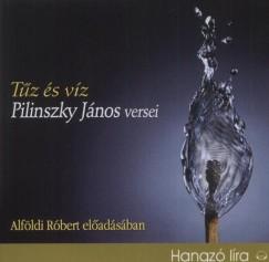 Pilinszky János: Tűz és víz hangoskönyv