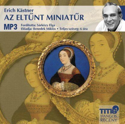 Kästner: Az eltűnt miniatűr hangoskönyv