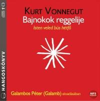 Kurt Vonnegut: Bajnokok reggelije hangoskönyv