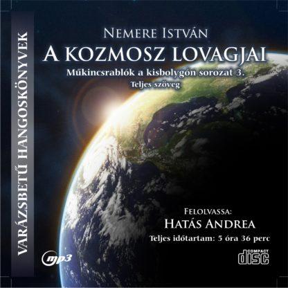 Nemere István: A kozmosz lovagjai hangoskönyv