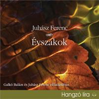Juhász Ferenc: Évszakok hangoskönyv