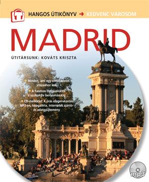 Madrid (hangos útikönyv)