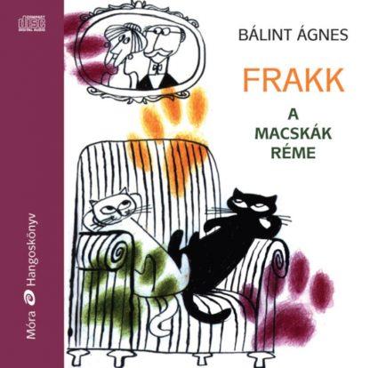 Frakk, a macskák réme hangoskönyv