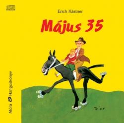 Kästner: Május 35 hangoskönyv