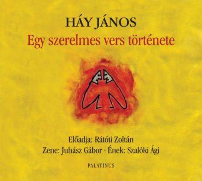 Egy szerelmes vers története (audio CD)-0