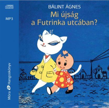 Mi újság a Futrinka utcában? (MP3 CD)-0