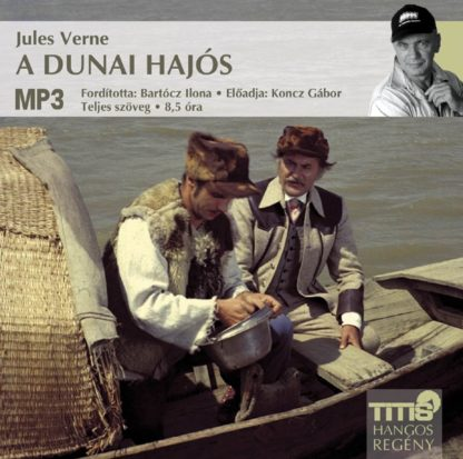 A dunai hajós (MP3 CD)-0