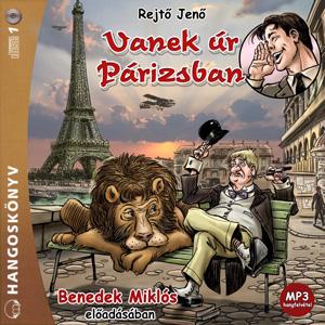 Vanek úr Párizsban (MP3 CD)-0
