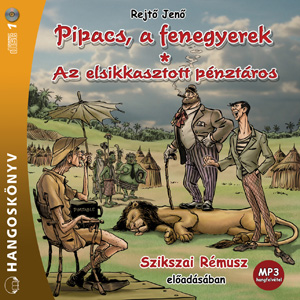 Pipacs, a fenegyerek (MP3 CD)-0