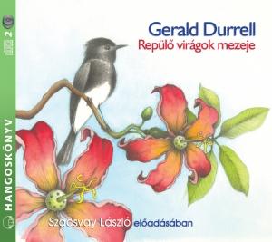 Repülő virágok mezeje (audio CD)-0