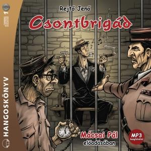 Csontbrigád (MP3 CD)-0