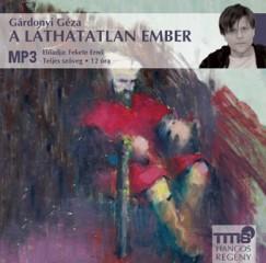 A láthatatlan ember (MP3 CD)-0