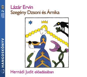Szegény Dzsoni és Árnika (audio CD)-0