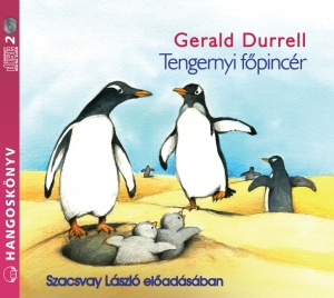 Tengernyi főpincér (audio CD)-0