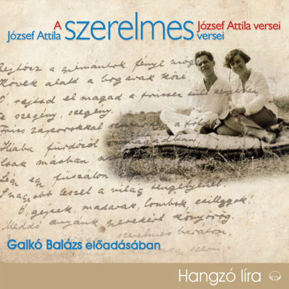 József Attila szerelmes versei