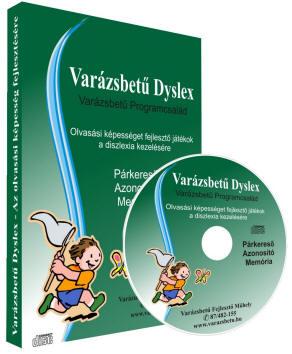 Varázsbetű Dyslex