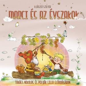 Marci és az évszakok (Audio CD)