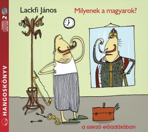 Milyenek a magyarok? (2 db Audio CD)