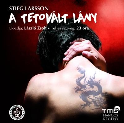 A tetovált lány (MP3 CD)-0