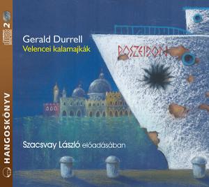 Velencei kalamajkák (2 db Audio CD)