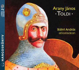 Toldi (Audio CD)